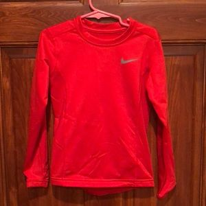 Other - Size 6 fitted long sleeved Nike shirt